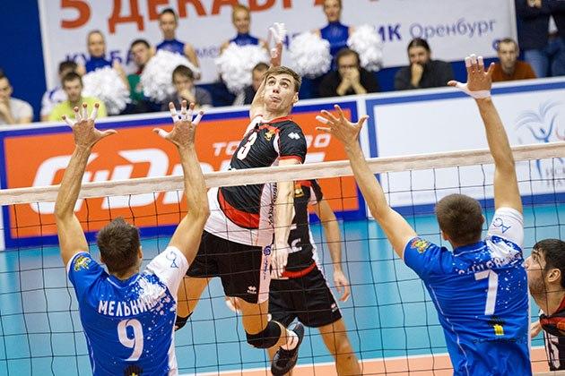 Смоленский волейболист вошел в итоговую заявку сборной России