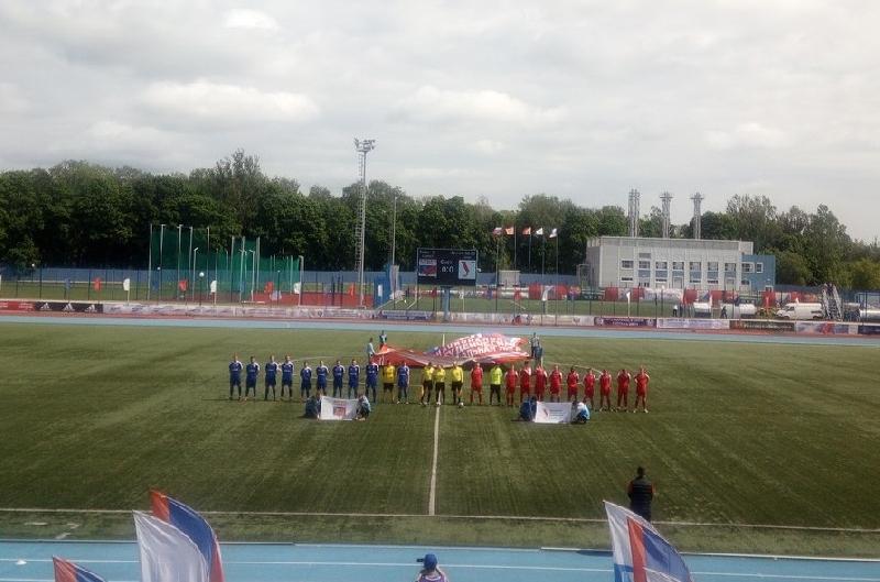Футболисты СГАФКСТ стартовали с победы в финальном туре студенческой лиги
