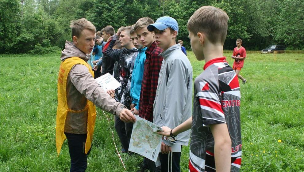 В Смоленске проходит региональный этап массовых соревнований «Российский азимут»