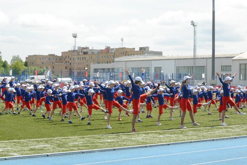 В Смоленске прошла церемония открытия финального тура Национальной студенческой футбольной лиги
