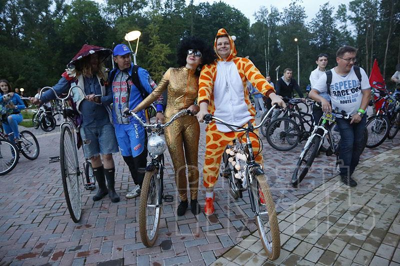 В Смоленске велопарад соберет более тысячи участников