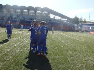 Футболисты СГАФКСТ – бронзовые призеры студенческой лиги