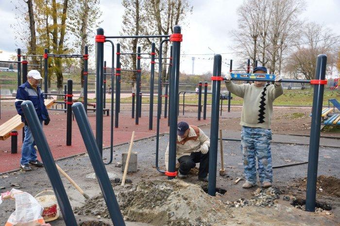 В Смоленске появится спортивная площадка в коррекционной школе на улице Соболева