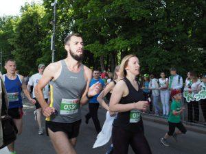 Смоленск присоединился к Зеленому марафону «Бегущие сердца»