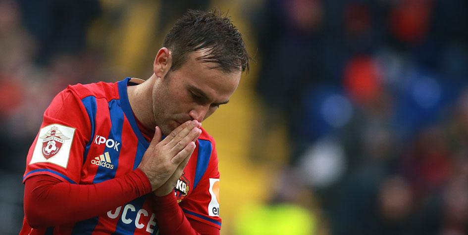 Бибрас Натхо покинет чемпионат России после 8 лет выступлений