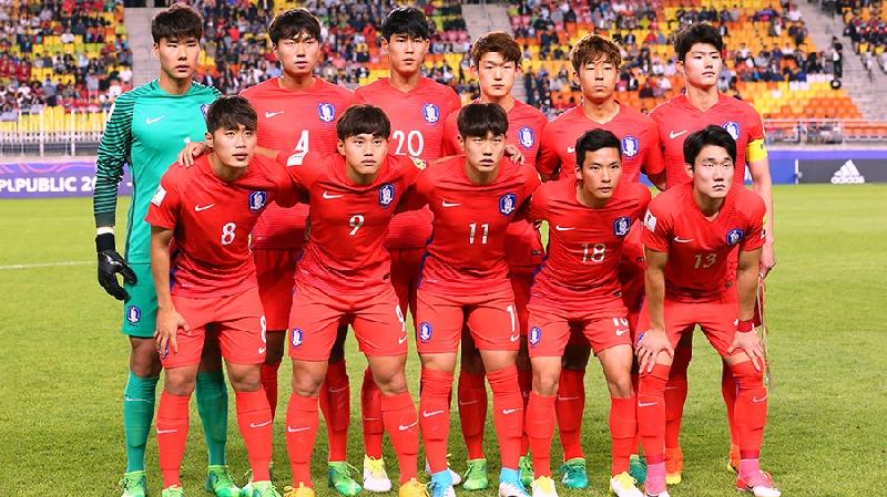 Сборная Южной Кореи познакомится со «Смоленском»