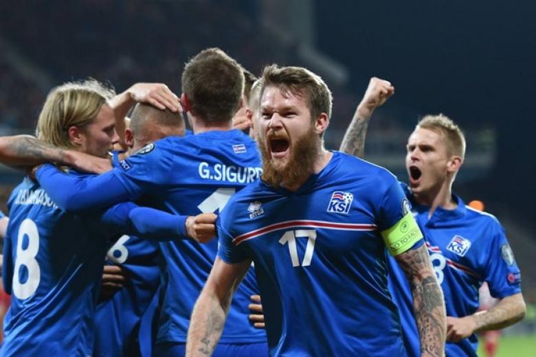 Сборная Исландии по футболу прилетит в Волгоград на «Смоленске»