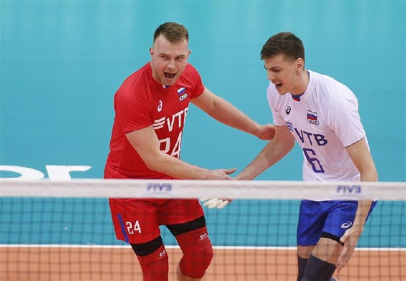 Смолянин помог сборной России обыграть немцев