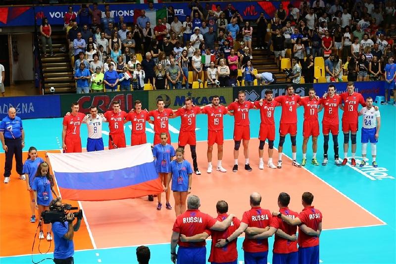 Смолянин помог сборной России в гостях разгромить итальянцев