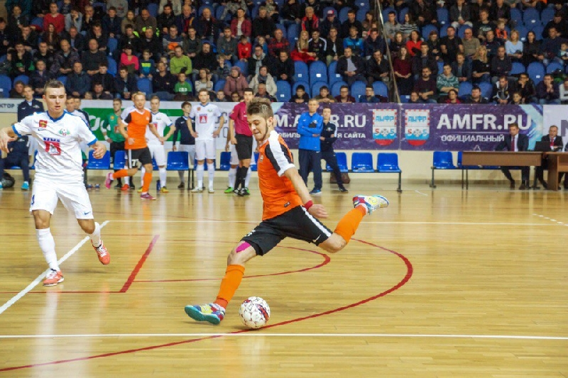 Глава АМФР объяснил, почему Смоленск остался без мини-футбола