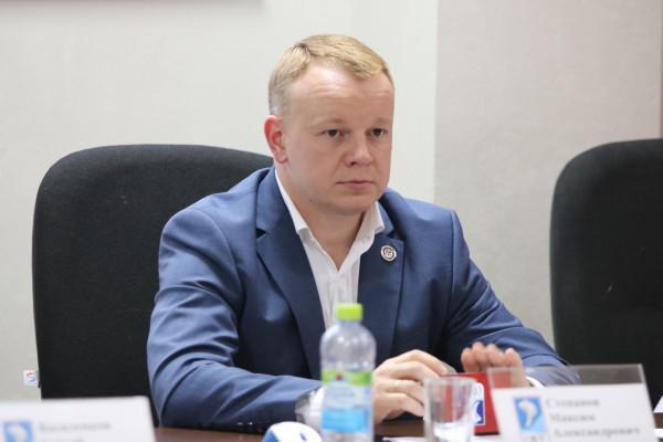 В Федерации хоккея Смоленской области состоялась отчетная конференция