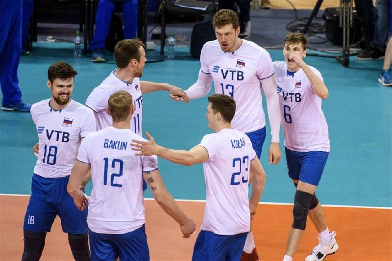 Смолянин помог сборной России обыграть австралийцев
