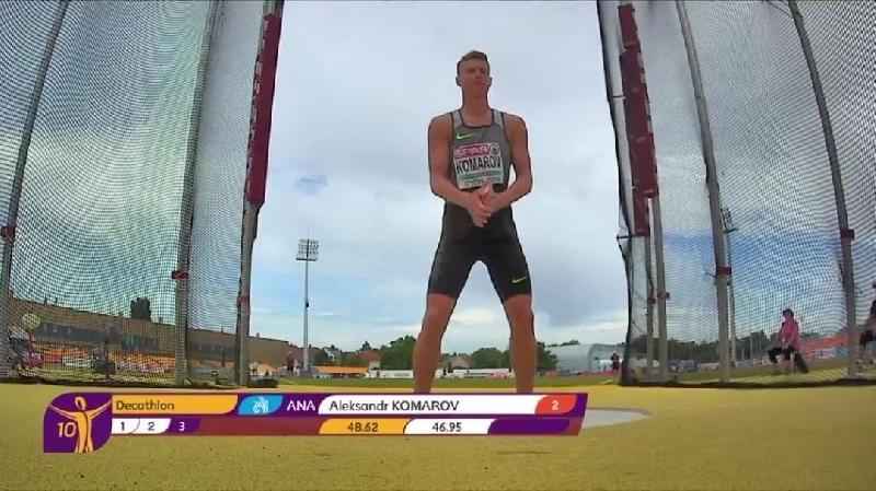Смоленский легкоатлет выиграл первенство Европы