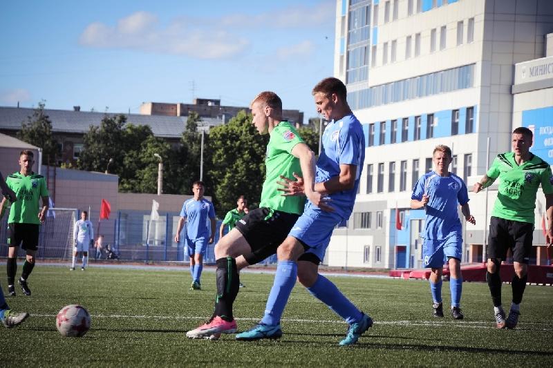 Смоленские футбольные клубы сразятся в Кубке России