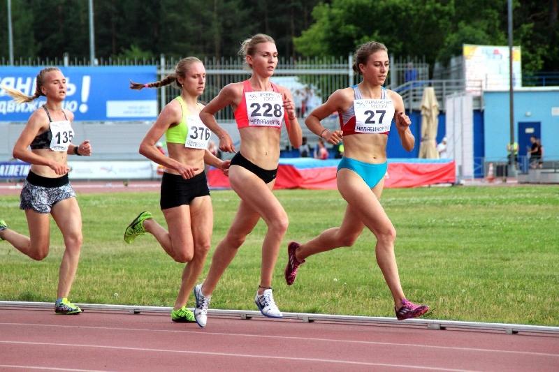 Смоленская бегунья выиграла «бронзу» первенства России