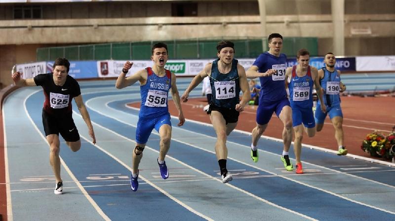 Смоленский легкоатлет стал вторым на первенстве России