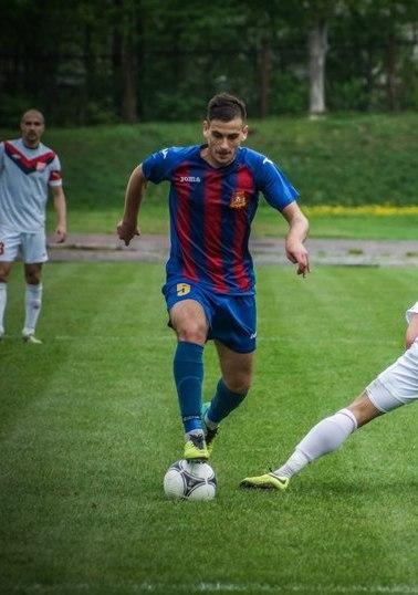 Игрок смоленского «Днепра» перед уходом из команды обратился к болельщикам