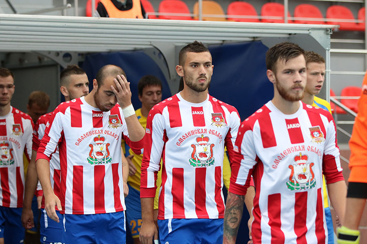 Смоленский «Днепр» сыграет с клубом белорусской высшей лиги