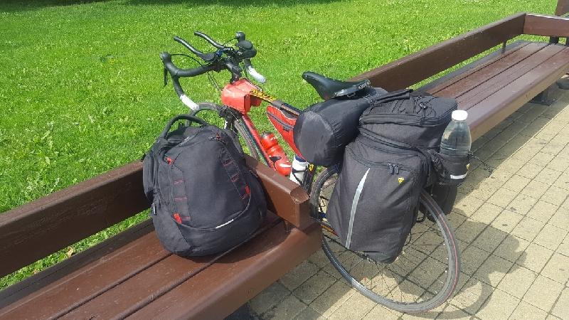 Смолянин на велосипеде поехал в Германию