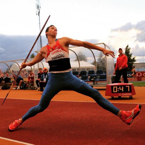 Смоленский легкоатлет стал третьим на российских стартах