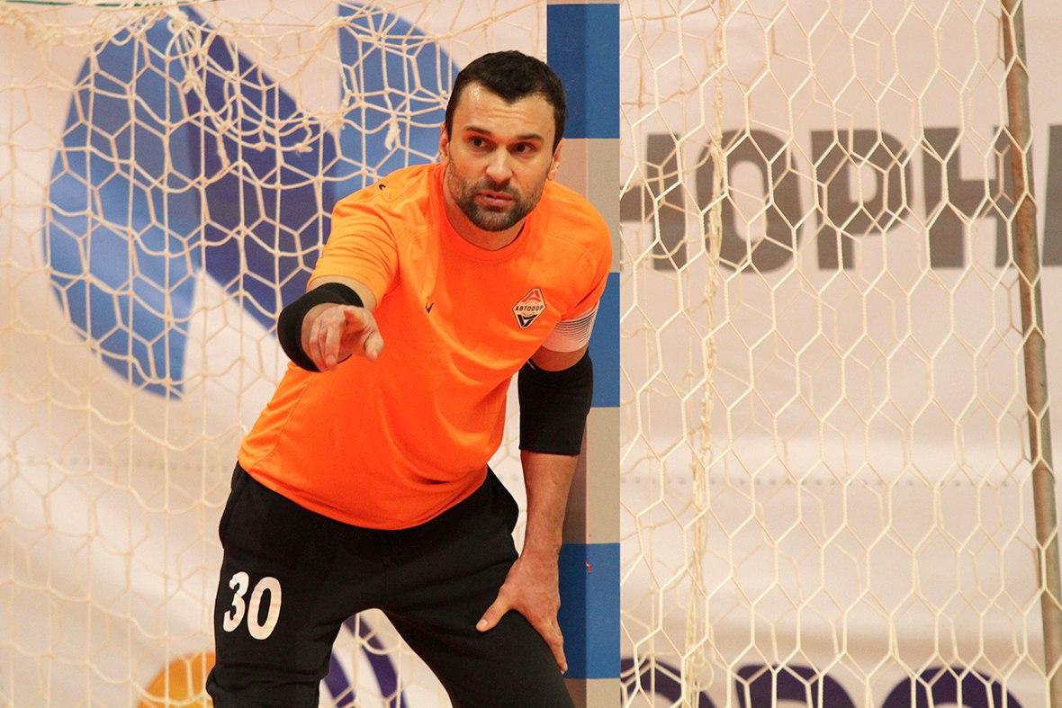 Экс-вратарь смоленского «Автодора» Климовский завершит футбольную карьеру в Питере