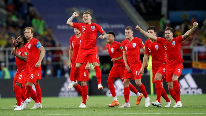 Англия сняла проклятье, «Спартак» попрощался с ЧМ
