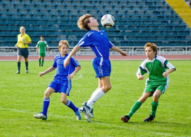Смоленск примет финал Всероссийских соревнований по футболу «Кожаный мяч»