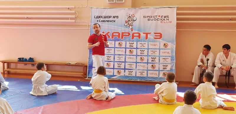 В Смоленске из-за закрытия «Гамаюна» стало негде заниматься воспитанникам спортклуба