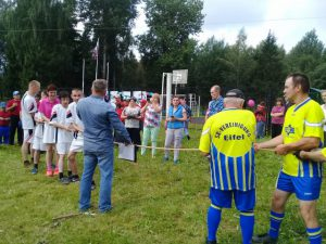 В Смоленской области прошла «Спартакиада-2018» учреждений социального обслуживания