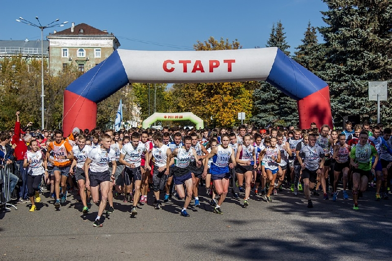 В центре Смоленска закроют движение транспорта из-за «Кросса Нации-2018»