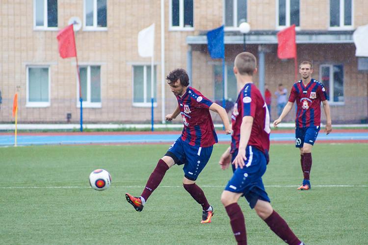 Смоленский «Днепр» выиграл дерби у «Красного-СГАФКСТ»