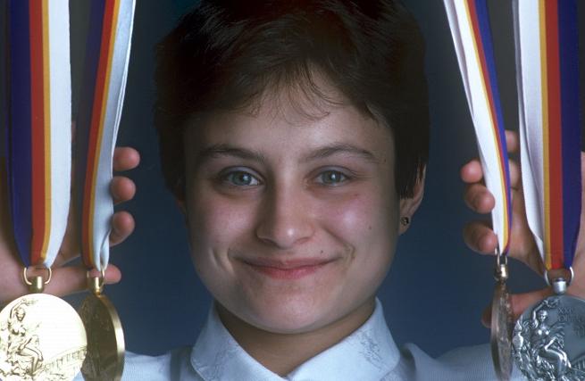 Скончалась прославленная российская гимнастка