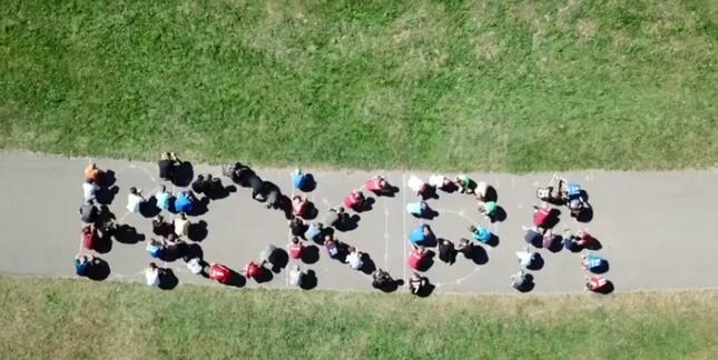 Юные футболисты из Смоленска сложили «живое» название своей команды