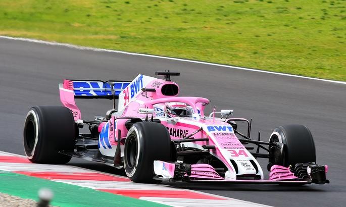 Команда Формулы-1 «Форс Индия» может пропустить Гран-при Бельгии