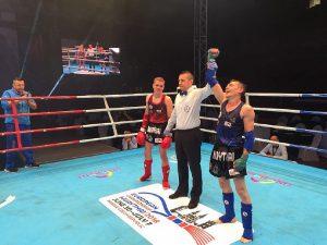 Смолянин стал чемпионом Европы по тайскому боксу