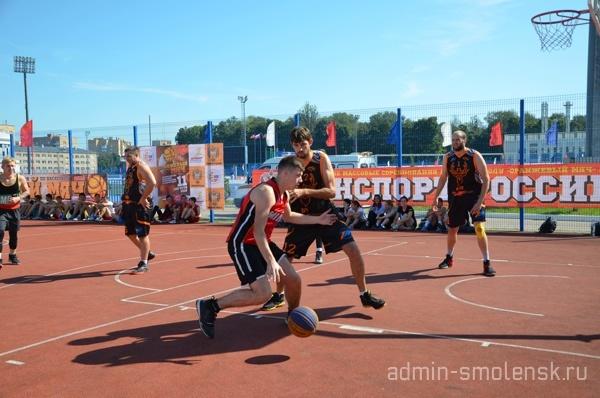 Смоляне отметили Всероссийский День физкультурника