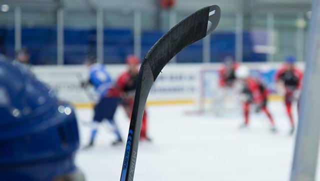 В Москве во время матча умер хоккеист