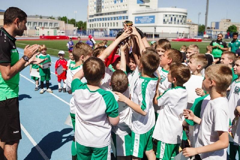 ФК «Красный»: футбольная академия будущего
