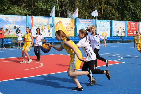 В Десногорске завершился второй сезон «Баскетбольного марафона»