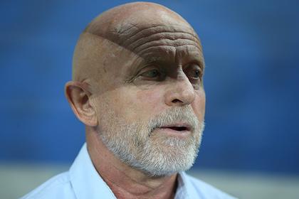 Тренер сборной Чехии уволился после разгрома от России