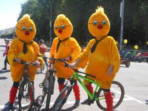 В Смоленске пройдет осенний велопарад