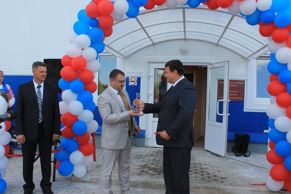 В райцентре Смоленской области открыли спортивный комплекс