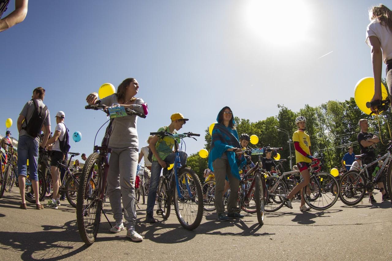 В Смоленске состоится осенний велопарад