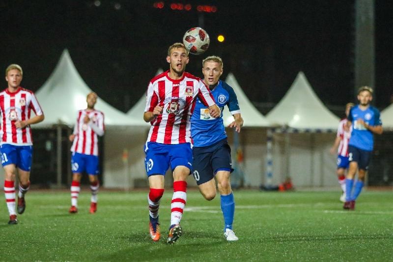 Смоленский «Днепр» потерпел второе поражение подряд