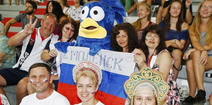 Синяя птица из Смоленска помогла сборной России одолеть Камерун