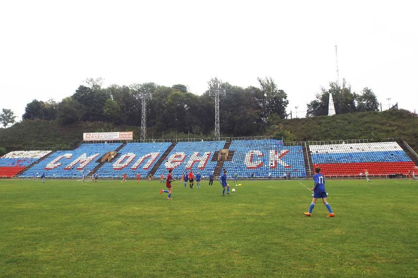 В Смоленске состоялся юношеский турнир по мини-футболу памяти Сергея Железнова