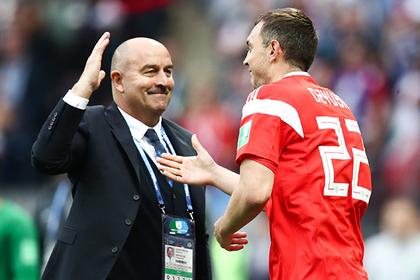 Черчесов объяснил выбор нового капитана сборной