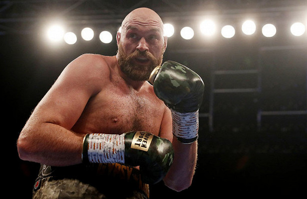 СМИ: Стало известно, когда и где пройдёт боксёрский поединок Уайлдер — Фьюри