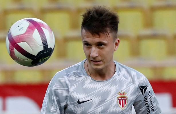 Французское СМИ признало Головина лучшим игроком «Монако» в матче с «Анже»