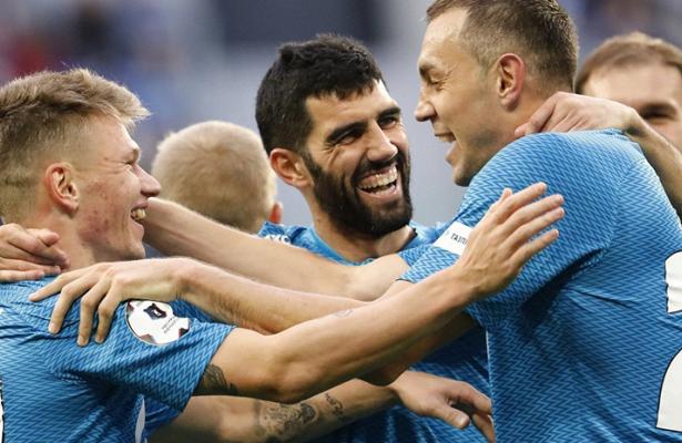 Глава «Газпрома» Миллер назвал «Зенит» самым титулованным клубом России
